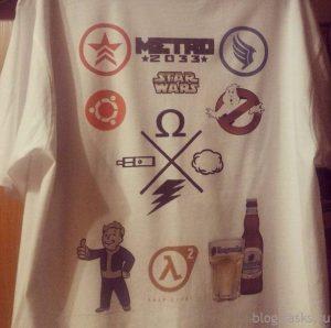 Vape футболка для парильщиков